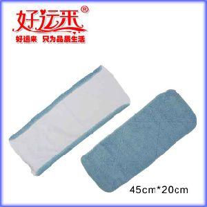 Microfiber Pad Mop Refill for Flat Mop (HYL-1005C)