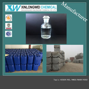 ISO Factory Glacial Acetic Acid/Gaa 99%-99.9% Tech Grade/Food Grade pictures & photos