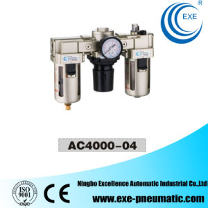 Exe Air Filter F. R. L Combination SMC Type Air Source Treatment Unit AC4000-04 pictures & photos