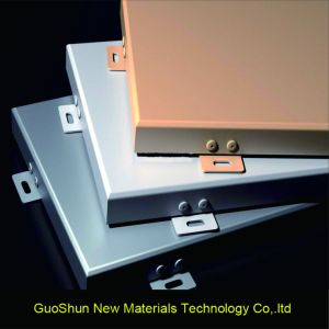 Excellent Rigidity & Strength Aluminum Honeycomb Panel Wall Cladding pictures & photos