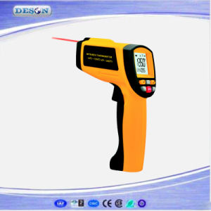 Non-Contact Type Digital Infrared Thermometer -18 to 1350 Degree pictures & photos