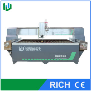 CE Water Jet Cutting Machine, Waterjet Cutter 2500mm*2000mm pictures & photos