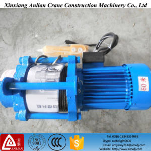 Small Size Kcd Type Electric Winch 380V/3 Phase Electric Wire Rope Hoist pictures & photos