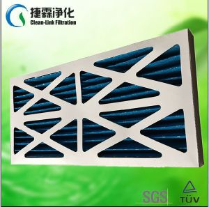 HVAC Panel Filter Pre Filter, Paper Cardborad Pleat Prefilter pictures & photos