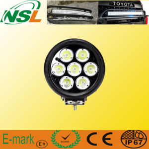 70W 7 Inch Car off Road LED Driving Lights for ATV SUV Trucks off Road Driving Use pictures & photos