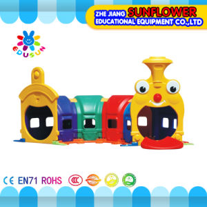 Happy Train Group Drill Hole / Kids Tunnel (XYH-0175)