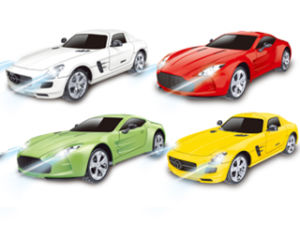 Remote Radio Control Car 1: 18 with Light (H4763029) pictures & photos