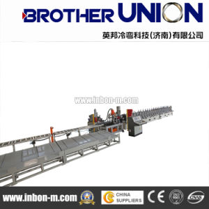 The Trough Type Cable Bridge Roll Forming Machine pictures & photos