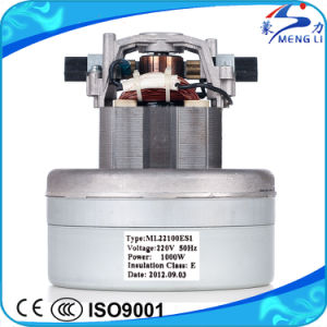 AC Single Phase 100V ~ 240V 1200W Vacuum Cleaner Motor (ML-ES1) pictures & photos