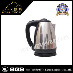 Hot Sale Stainless Steel Electric Kettle 1.7L pictures & photos