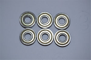 Skate and Skateboard Used Miniature 608zz Deep Groove Ball Bearings pictures & photos