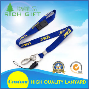 Wholesale Mass Different Promotional Lanyard for Campaign pictures & photos