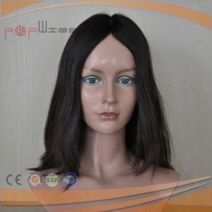 European Hair Short Skin Wig (ppg-l-01891) pictures & photos