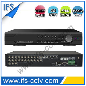 24CH H. 264 Network P2p DVR/NVR/HVR with 1080P HDMI (ISR-S5224) pictures & photos