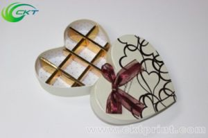 Lovely Paper Gift Box with Dessert (CKT-CB-302)