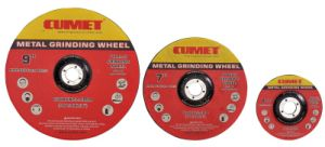 Depressed Centre Grinding Wheel for Metal (100X6X22.2mm) Abrasive with MPa Certificates pictures & photos