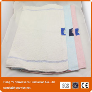 Super Water and Oil Absorbent Cotton Floor Cleaning Cloth pictures & photos