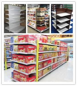 Supermarket Metal Gondola Display Shelf pictures & photos