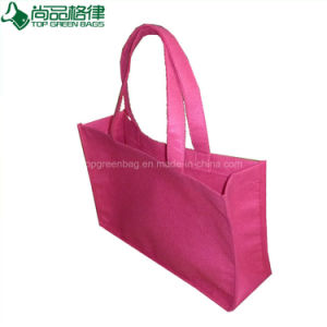 Promotional Wholesale Gift Shopping Tote Felt Bags (TP-SP039) pictures & photos