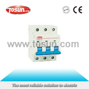 Miniature Circuit Breaker with CB TUV CE Certificate pictures & photos