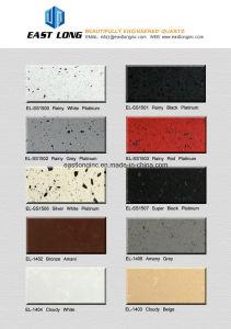 Small Grain Single Color Quartz Stone pictures & photos