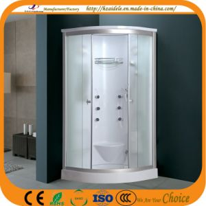 Mat Glass Bathroom Shower (ADL-826B) pictures & photos
