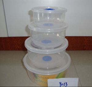 High Quality Hot Sale Plastic Food Container Wholesale pictures & photos