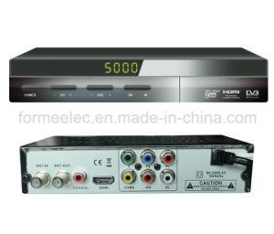 DVB-T2 DVB-T HD FTA TV Set Top Box pictures & photos