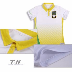 Cotton/ Polyester Custom Made Cheap Plain Polo Shirts for Men