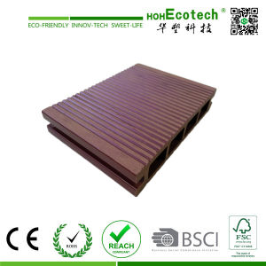 Eco-Friendly Good Quality Outdoor WPC Decking / Bridge Decking/River Bank Decking Floor pictures & photos