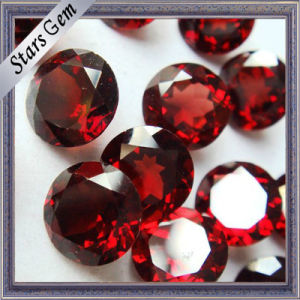 Round Competitive Price High Quality Briliant Natural Garnet pictures & photos