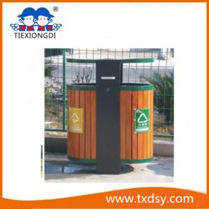 Trash Can, Dustbin for Public Place, Outdoor Dustbins pictures & photos