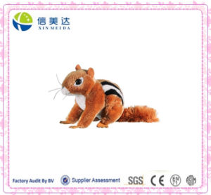Soft Plush Lifelike Chipmunk Toy Pet Dog Toy pictures & photos