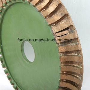 "Bulldog Segmented Diamond Grinding Wheel (250mm 10"")"
