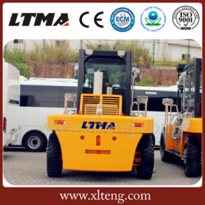 Ltma Forklift Truck 15t Diesel Forklift Truck pictures & photos