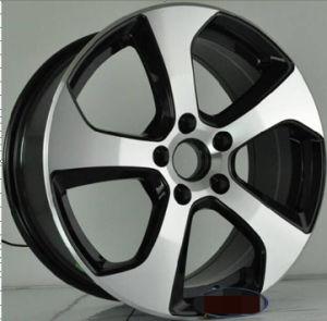 F9825 V W Wheel Good Balance Car Alloy Wheel Rims pictures & photos
