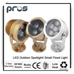 RGB LED Spot Floodlight, Garden Spike LED Light pictures & photos