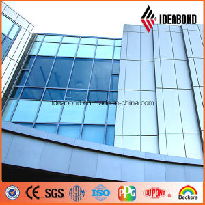 Curtain Wall Pre-Painted Aluminium Sheet pictures & photos