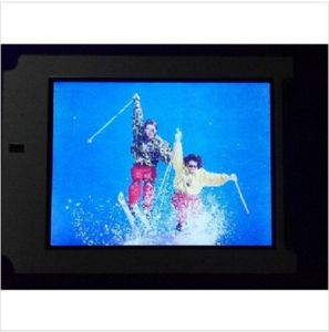 Plastics Color Stn 5.7inch LCD Panel pictures & photos