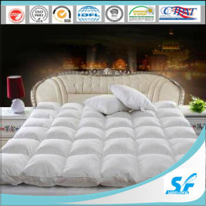 Goose Duck Down Mattress Topper pictures & photos