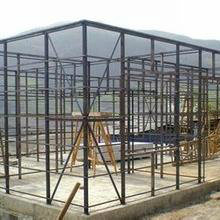 China Manufacturer of Steel Structure Building
