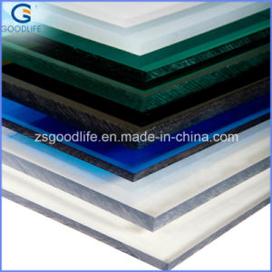 Solid Polycarbonate Sheet for Wall Bullet Proof pictures & photos