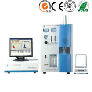 Desktop High Frequency Infrared Carbon Sulfur Analyzer pictures & photos