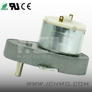DC Gear Motor 48mm (D482G2) with Good Quality pictures & photos