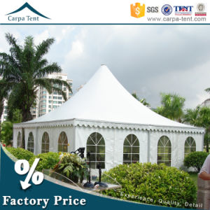 Clear Span Structure 10X10m Outdoor Pagoda Tent for Banquet Wholesale pictures & photos