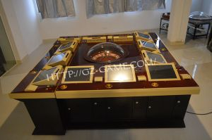 High Profit Wooden Roulette Game Machine with 38 Holes pictures & photos