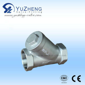 Stainless Steel 304/316 Bsp Strainer pictures & photos