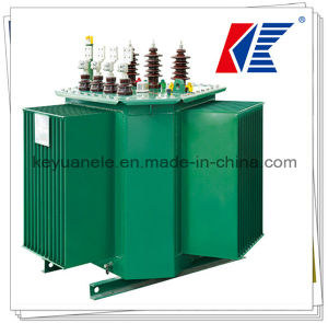 S11 Three-Dimensional Wound Core Power Transformer