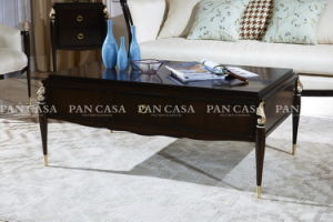 High Quality Classical Wooden Furniture Living Room Sofa (MS-A6032D) pictures & photos