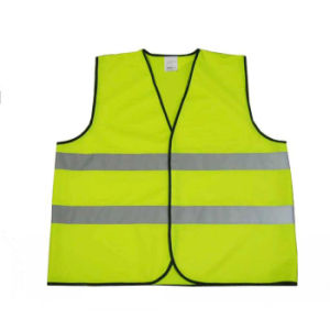 Sleeveless Reflective Safety Working Jacket (UF262W) pictures & photos